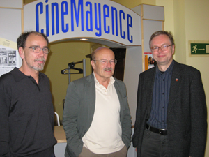 Volker Schloendorff im CineMayence