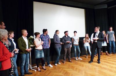 Filmpremiere Sebastian Linke