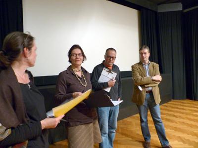 Kurzfilmnacht Jury