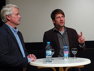 Bild der Diskussion