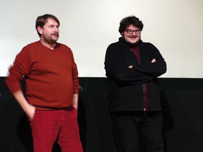 Axel Ranisch, Peter Trabner