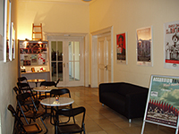 CineMayence Innen: Foyer
